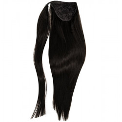 Queue de cheval Remy hair brune 50 cm