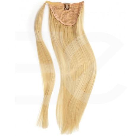 Queue de cheval Remy hair brune 50 cm