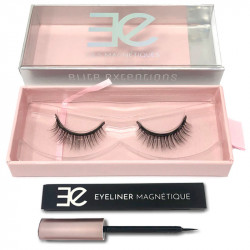 Magnetic eyelashes kit Naturelle
