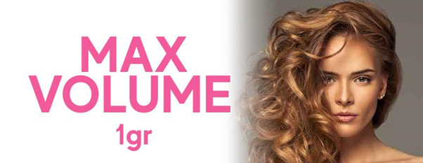 Pre bonded hair extensions max volume wavy 1G 24 inch