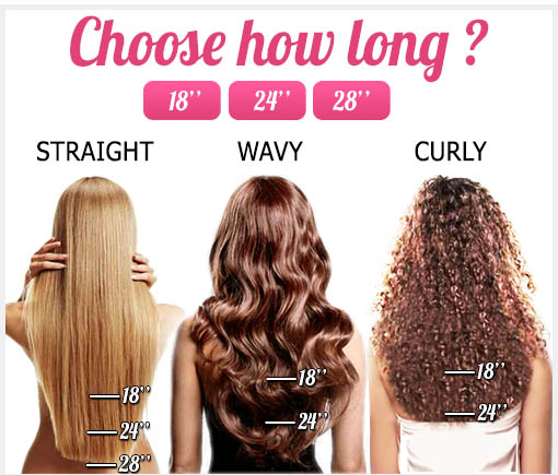 Micro Ring Hair Extensions DEEP WAVE